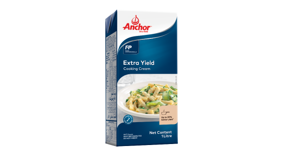 Anchor Food Professionals Extra Yield Cooking Cream